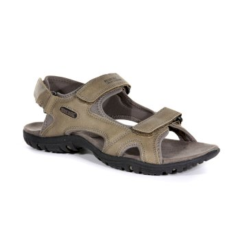 Men's Haris Sandals Walnut Tree Top