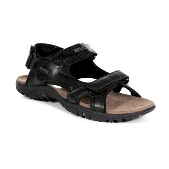 Regatta Men's Haris Sandals - Black