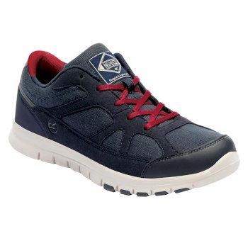 Men's Varane Shoe Navy Pepper