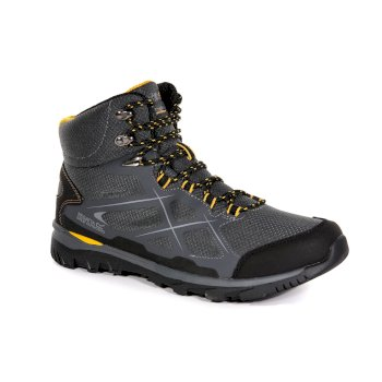 Regatta Men's Kota Mid Walking Boots Briar Zinnia