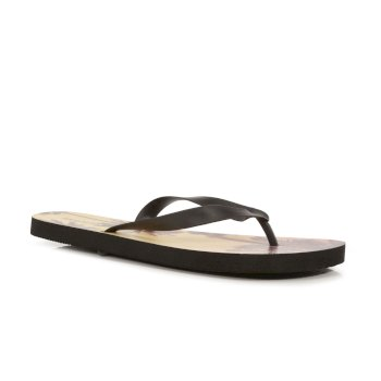 Regatta Men's Bali Flip Flops - Sunset Palm