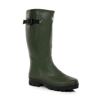 Regatta Men's Rivington Wellingtons - Deep Green
