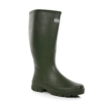 Regatta Men's Mumford II Wellingtons Deep Green