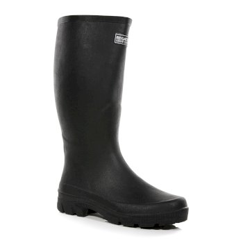 Regatta Men's Mumford II Wellingtons Black