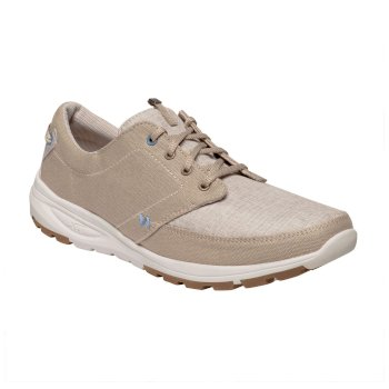 Regatta Men's Marine II Casual Trainers Nutmeg Captain's Blue