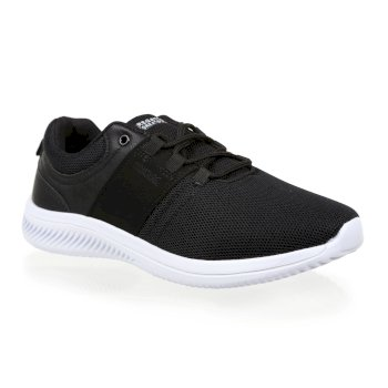Regatta Men's Parkway Trainers - Black Ash
