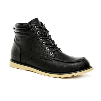 Regatta Men's Robinson PU Casual Boots - Black