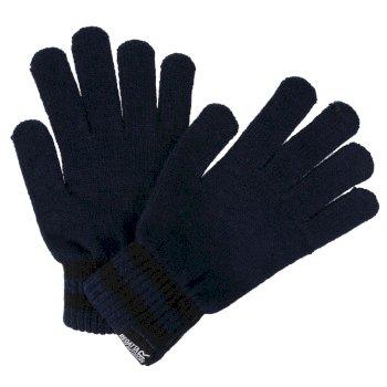 Davion II Strickhandschuhe für Herren Blau