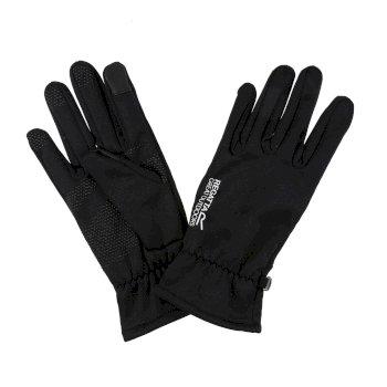 Touchtip Tech Extol Handschuhe für Herren Schwarz