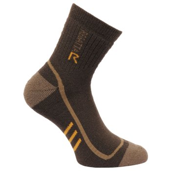 Regatta Men's 3 Season Heavyweight Trek & Trail Socks - Clove