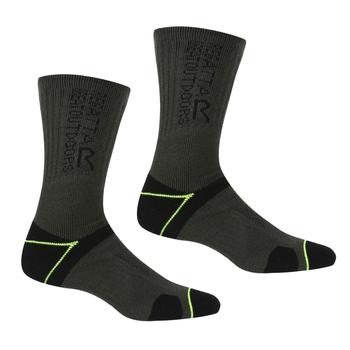 Blister Protection II Socken für Herren Schwarz