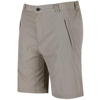 Leesville leichte Wander-Shorts für Herren hellbeige
