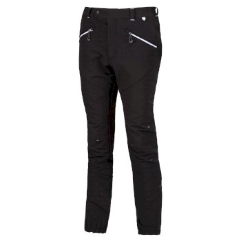 Mountain Active Stretch Trousers Black