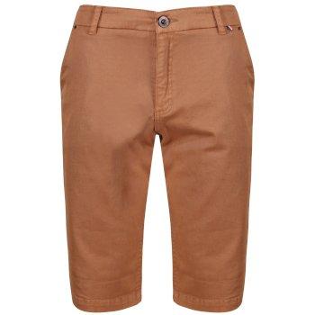 Salvador II Herren-Shorts Braun