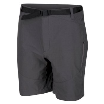 Highton mittellange Herren-Wandershorts Seal Grey