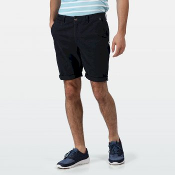 Salvator Casual Shorts für Herren Blau