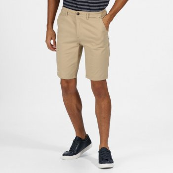 Salvator Casual Shorts für Herren Braun