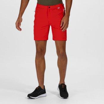 Mountain Shorts für Herren Rot