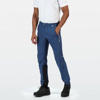 Mountain II Hose für Herren Blau
