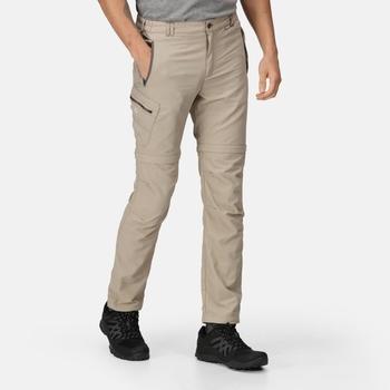 Leesville II Zip-Off-Hose für Herren Braun