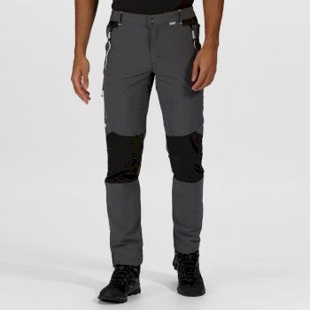 Sungari II Walkinghose für Herren Grau