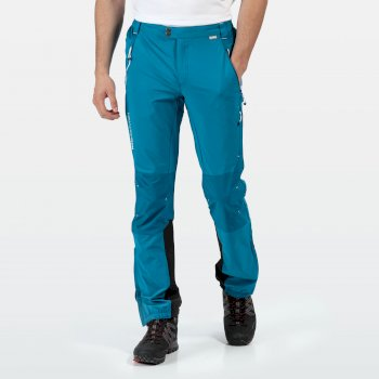 Sungari II Walkinghose für Herren Blau
