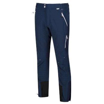 Mountain Winter Walkinghose für Herren Blau