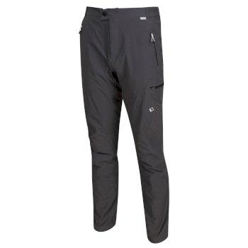 Highton Winter Walkinghose mit vielen Taschen für Herren Grau