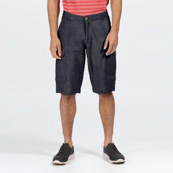 Shore Coast Shorts für Herren Grau