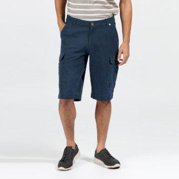 Shore Coast Shorts für Herren Blau