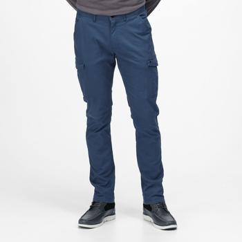 Bryer Coolweave Cargo-Hose für Herren Blau