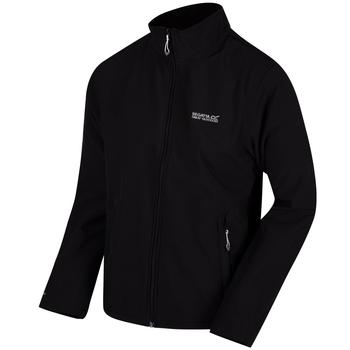 Regatta Men's Cera III Funnel Neck Softshell Jacket - Black
