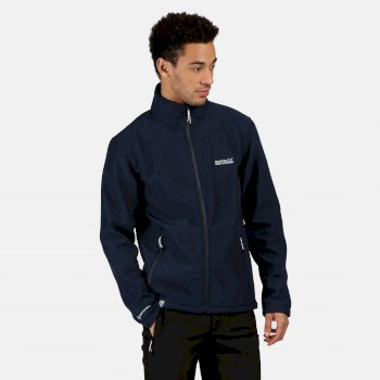 Regatta Men's Cera IV Softshell Jacket - Navy