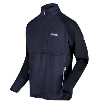 Foley II Hybrid Softshell-Walkingjacke für Herren Blau