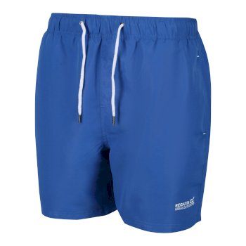 Regatta Men's Mawson II Swim Shorts - Nautical Blue