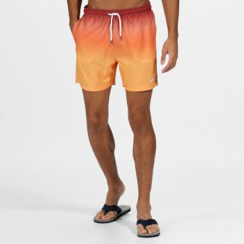 Regatta Men's Loras Swim Shorts - Blaze Orange