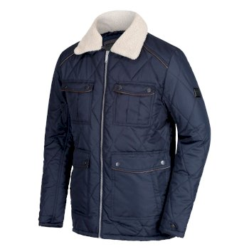 Regatta Lochlan Insulated Jacket Navy