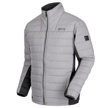 Regatta Ibsen Lightweight Insulated Jacket - Rock Grey Seal Grey