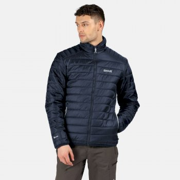 Regatta Men's Freezeway II Insulated Quilted Walking Jacket - Nightfall Navy