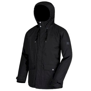 Regatta Syrus Waterproof Insulated Jacket Black