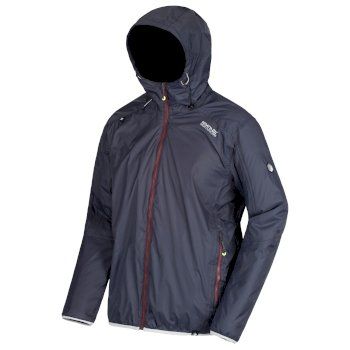 Regatta Tarren Waterproof Insulated Jacket Seal Grey