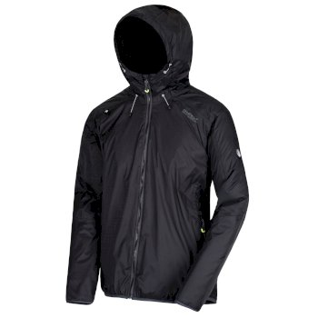 Regatta Tarren Waterproof Insulated Jacket Black