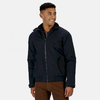 Regatta Men's Rayan Waterproof Insulated Jacket - Navy