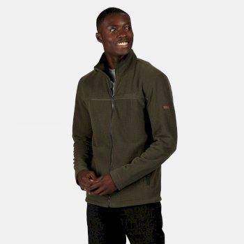 Regatta Men's Hallam Waterproof Insulated Jacket - Dark Khaki