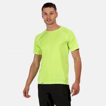 Virda II leichtes T-Shirt für Herren Grün