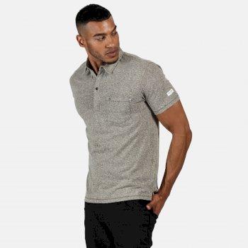 Mando Polo-Shirt für Herren Grün