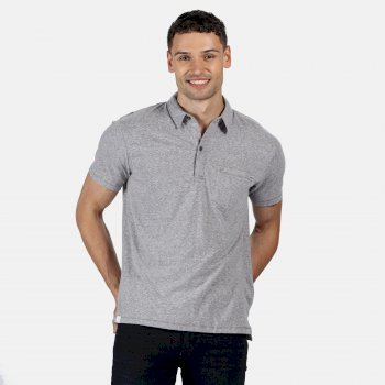 Regatta Men's Mando Polo Shirt - Rock Grey