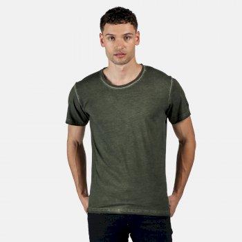 Calmon T-Shirt für Herren Grün