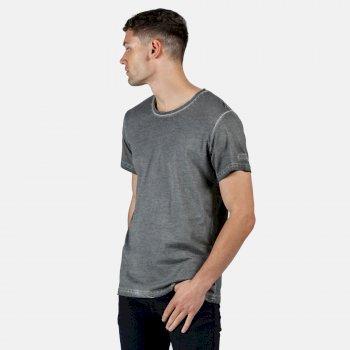 Calmon T-Shirt für Herren Grau