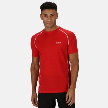 Tornell II Active T-Shirt für Herren Rot